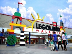25% Savings in Legoland Malaysia with PAssion Card