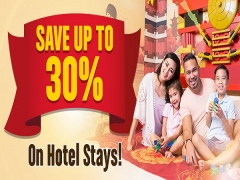 Enjoy 30% Off When you Book 3 Nights Stay at LEGOLAND® Hotel!