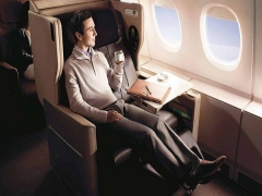 Business Class Special Fares from SGD748 with Singapore Airlines