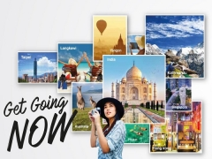 Get Going and Explore more Destinations with Malindo Air