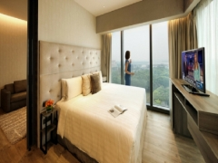 Exclusive Suite Deal in Pan Pacific Serviced Suites Beach Road