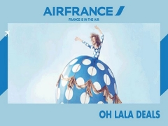 Fly to Europe with Air France | Book until 16 November 2017