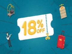 Enjoy 18% Off coupon + more in Hotels.com Booking
