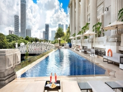 Enjoy 20% off Best Available Rates on your Stay in The Fullerton Hotel Singapore