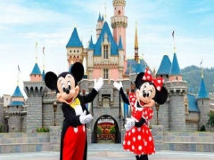Room and 2-Day Ticket Package in Hong Kong Disneyland