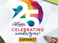 WIN a Day Pass in Sunway Lagoon with Caprice and Friends!