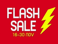 H.I.S. FLASH Sale is HERE!!
