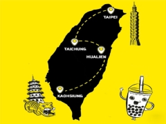 WIN Flights to Taiwan and Rail Passes with Scoot and KLOOK