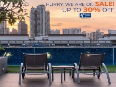 Enjoy 30% Off Best Available Rate in Holiday Inn Express Singapore Clarke Quay