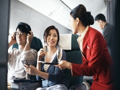Special Economy and Premium Economy Fares on Cathay Pacific with AMEX Cards