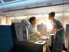 Enjoy Up to 40% Savings on Business Class Fares with Malaysia Airlines