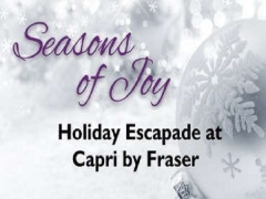 Holiday Escapade at Capri by Fraser from SGD168