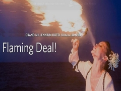 Flaming Deal with 10% Off your Stay in Grand Millennium Hotel Kuala Lumpur