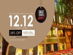 Double 12 Mega Sale in Mandarin Orchard by Meritus
