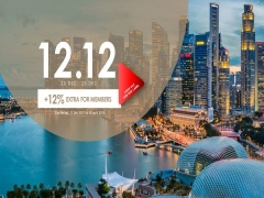 Enjoy Additional 12% Savings for your Stay in Marina Mandarin