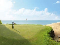 2D1N Golf Package from RM213 in Resorts World Kijal