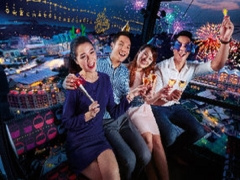 Year End Celebration Packages in Singapore Cable Car with 10% Savings