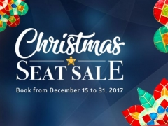 Christmas Seat Sale in Philippine Airlines with Flights from SGD184