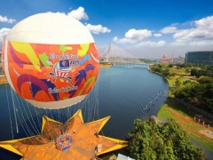 Putrajaya Family Fun Package in Shangri-La Hotel from RM320