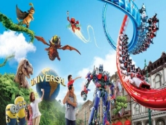 Adult Pass Ticket to Universal Studios Singapore from SGD68 with UOB Card