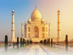 Flash Sale - One Way to Delhi with Thai Airways from SGD237