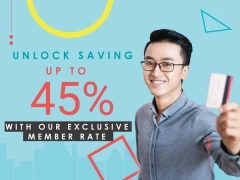 Enjoy Up to 45% Savings on your Stay in Thailand and Malaysia Hotels via Compass Hospitality