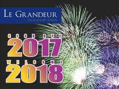 New Year's Eve Room Package 2018 in Le Grandeur Palm Resort Johor