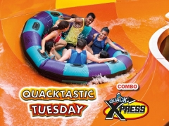 Quacktastic Tuesday COMBO from RM100 in Sunway Lagoon