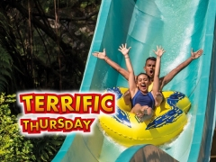 Terrific Thursday in Sunway Lagoon from RM170 for 2 pax