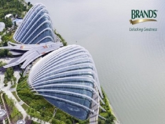 Enjoy Up to 25% Savings in Gardens by the Bay with Brand's Net Flashpay