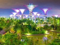Get 10% Off Admission Ticket to Gardens by the Bay with your Watsons Membership Card