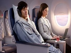 Premium Economy Class Sale to USA and Canada with Delta Air from SGD2,371