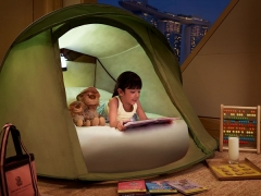 Ritz Kids Night Safari Adventures from SGD650 in The Ritz-Carlton Millennia Singapore