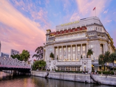 Enjoy Up to 25% Savings in The Fullerton Hotel Singapore when you Book in Advance