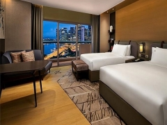 The New Swissotel the Stamford Experience with Complimentary Breakfast