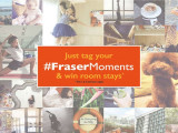 WIN a Room Stay in Frasers Property this 2018
