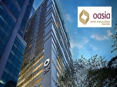 Oasia Suites Kuala Lumpur Special Room Offer with Up to 25% Savings with NTUC Card