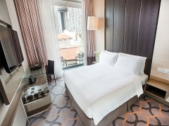 One Night Stay in the Balcony Room in Dorsett Singapore at S$150 nett with AMEX Card