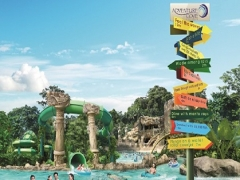 Enjoy Adventure Cove Waterpark One-Day Adult Pass with UOB Card