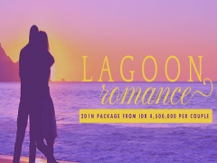 Lagoon Romance Package Perfect on this Love Month in Bintan Lagoon Resort
