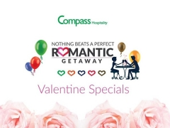 Valentine Special from Compass Hospitality with Selected Properties