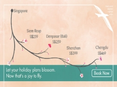 CNY Fare Special in SilkAir with Flights from SGD239