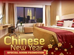 Chinese New Year Special Room Promotion from RM328 in Royale Chulan Bukit Bintang