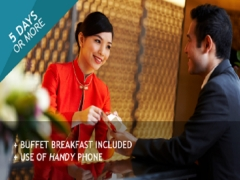 Business Traveller Exclusive in Marina Mandarin with Complimentary Breakfast