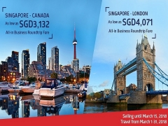 Explore America and Europe in Style with Philippine Airlines from SGD3,132