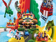 Up to 30% OFF 1-Day Ticket to Legoland Malaysia with NTUC Card