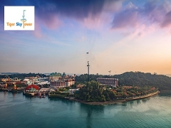 Tiger Sky Tower at 50% Off Admission Ticket Exclusive for NTUC Cardmember