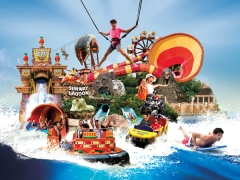 Admission Ticket: 6 Parks at One Price for Sunway Lagoon from RM180