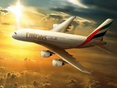 Discover the World with Flights on Emirates from SGD569