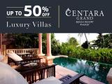 Luxury Phuket Villas Up to 50% Off in Centara Hotels and Resorts